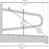Zwevend jongvee schematisch
